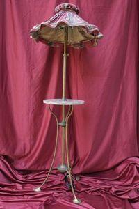 AGOSTI MARCO -  - Trivet Floor Lamp