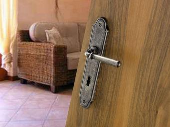 Door Shop - elba - Complete Door Handle Kit