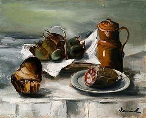 Robert C. NOORTMAN -  - Oil On Canvas And Oil On Panel