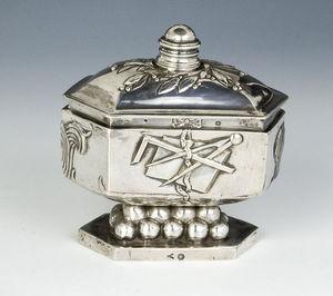 Dario Ghio Antiquites -  - Sugar Bowl