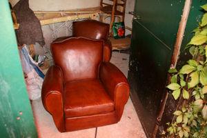 Fauteuil Club.com - paire de fauteuil club moustache. - Club Armchair