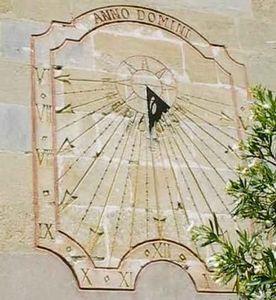 Materiaux Anciens Labrouche Fils -  - Sundial