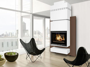 FONDIS®-ETRE DIFFERENT - modulo® 140 - Wood Stove