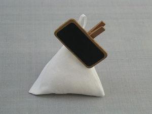 NAMASTÉ - vanille & verveine - Perfumed Sachet