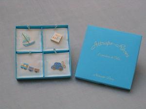 NAMASTÉ - fleur de coton - Newborn Gift Box