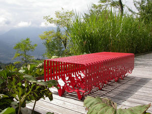 TÔLERIE FOREZIENNE - interference - Town Bench