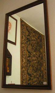 Antiquités LORMAYE - large louis xvi mirror - Mirror