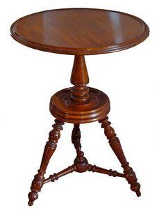 Antiquités SANT VICENS - guéridon tripode - Pedestal Table