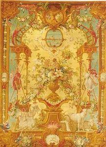 Armand Deroyan - manufacture de la savonnerie le printemps - Savonnerie Carpet
