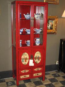 ANTIGÜEDADES BRITANIA - abeto - Display Cabinet