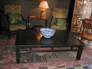 ANTIGÜEDADES BRITANIA - olmo - Rectangular Coffee Table