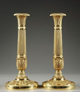 Galerie Atena - bougeoirs - Candlestick