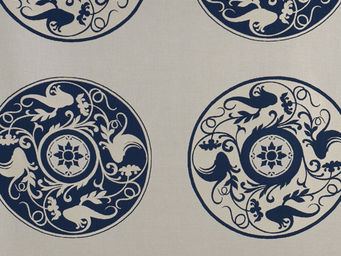 Equipo DRT - tyrreno azul - Fabric For Exteriors