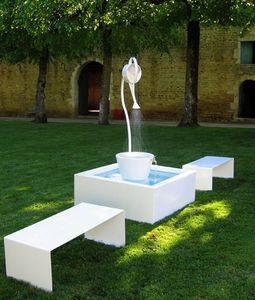 Olikid - leopold xl - Outdoor Fountain