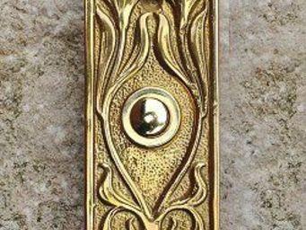 Replicata - klingelplatte wasserlilie - Door Bell