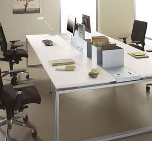 SIMPLON BUREAU - open frame - Office Furniture