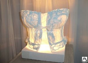 LAFILLEDUHANGAR -  - Custom Made Lampshade