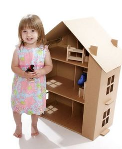 PAPERPOD FRANCE -  - Doll House