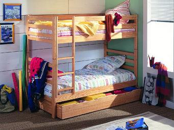 Mezzaline - fidji - Children Bunk Bed