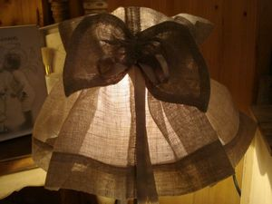 au petit coeur d'amour -  - Lamp Shade Cover