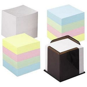 Square note cube