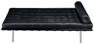 LEATHER FORM -  - Lounge Day Bed