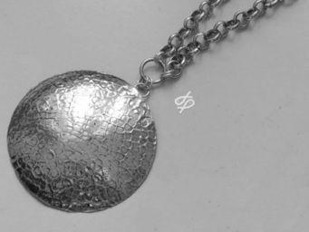 blili's - collection martelé - Necklace