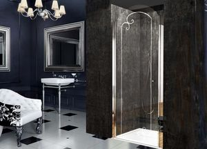 BLEU PROVENCE - serie victoria - Shower Enclosure