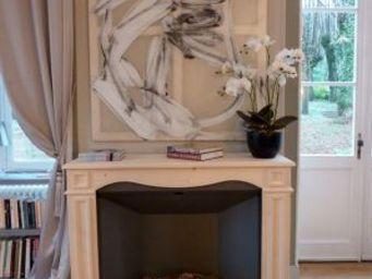 Cheminée de Changy -  - Fireplace Mantel