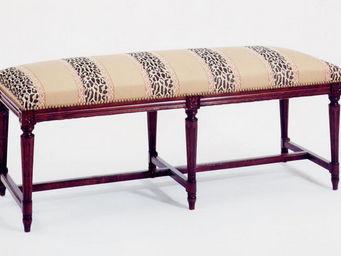 Taillardat - marie antoinette - Bed Bench