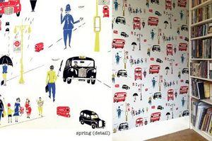 Lizzie Allen -  - Children's Wallpaper