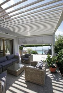 BIOSSUN -  - Attached Pergola