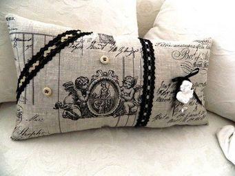 Déco à Coeur -  - Cushion Original Form