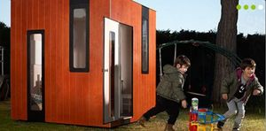 SMART PLAYHOUSE -  - Children's Garden Play House