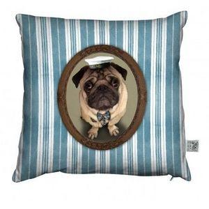 LAIssEZ LUCIE FAIRE... - laissez lucie faire... - coussin carlin marin - la - Children's Pillow