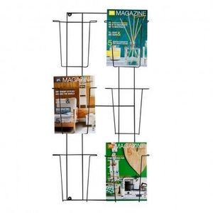 Present Time - present time - porte revues treasury - present tim - Magazine Holder