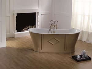 BLEU PROVENCE -  - Freestanding Bathtub