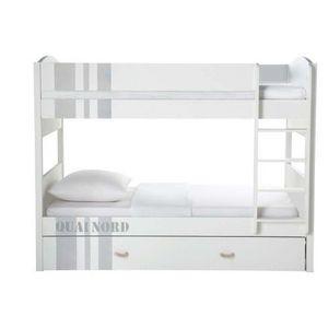 MAISONS DU MONDE - lit quai nord - Bunk Bed