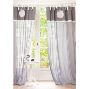 MAISONS DU MONDE - rideau sévigné - Lace Curtain