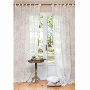 MAISONS DU MONDE - rideau lafayette - Lace Curtain