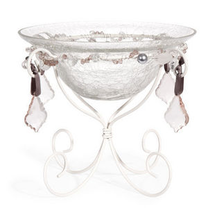 Maisons du monde - coupe pampilles grises - Decorative Cup
