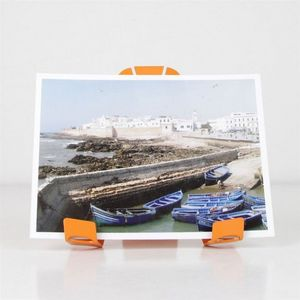 Fenel & Arno - porte photo a-3-pat orange - Picture Holder