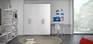 Cia International - armadio - Wardrobe With Sliding Doors