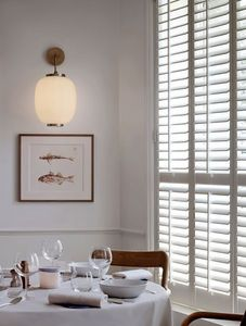 DECO SHUTTERS - shutters en peuplier massif - Flexible Shutter
