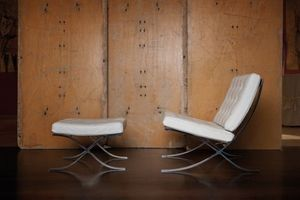 Classic Design Italia -  - Armchair And Floor Cushion