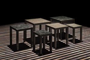 Armani Casa - galassia - Side Table