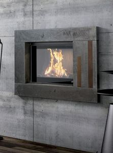 Seguin Duteriez - calhao i - Closed Fireplace