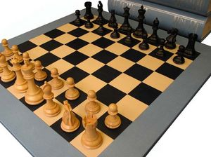 GEOFFREY PARKER GAMES -  - Chess Game