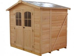 Forest -  - Wood Garden Shed