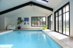 CARON PISCINES -  - Indoor Pool